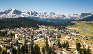 summer booking accommodation town zabljak mountain durmitor montenegro