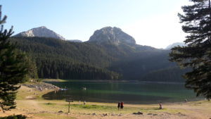 summer booking accommodation town zabljak mountain durmitor black lake montenegro