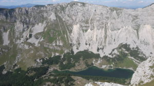 summer booking accommodation nature numerous activities tours hiking walking town zabljak mountain durmitor montenegro skrcko lake canyon prutas peak
