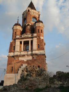 belgrade gardos tower zemun