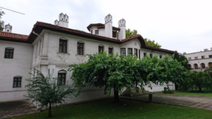 belgrade residence of princess ljubica
