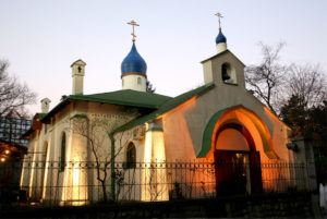 belgrade church of the holy trinity russian church ruska crkva
