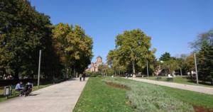 belgrade tasmajdan park tasmajdanski
