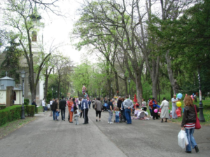 belgrade zemun park zemunski