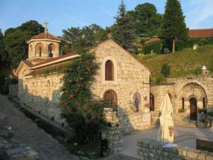 belgrade chapel of saint petka crkva svete petke kalemegdan
