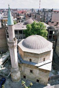 belgrade mosque dzamija bajrakli beograd