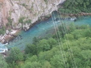 booking accommodation tara bridge zip line lining durmitor zabljak