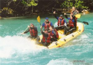 summer booking accommodation tours rafting river canyon town zabljak mountain durmitor montenegro